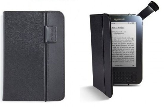 Amazon Kindle Lighted Leather Cover