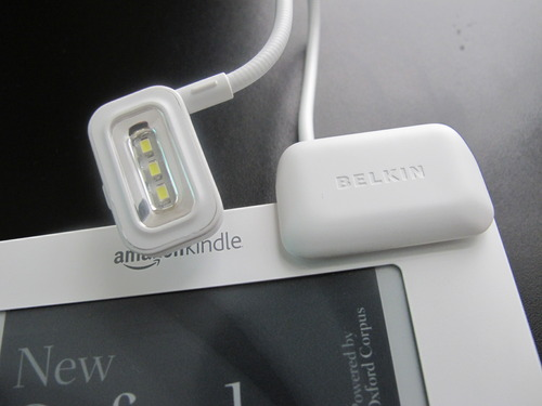 Belkin Clip-On Reading Light