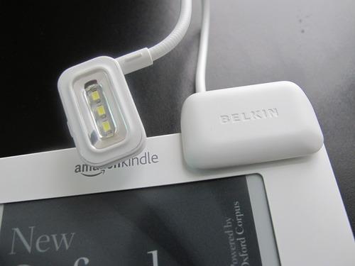 Belkin Clip-On Reading Light