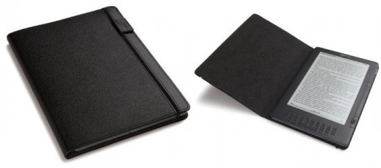 Kindle DX Leather Cover