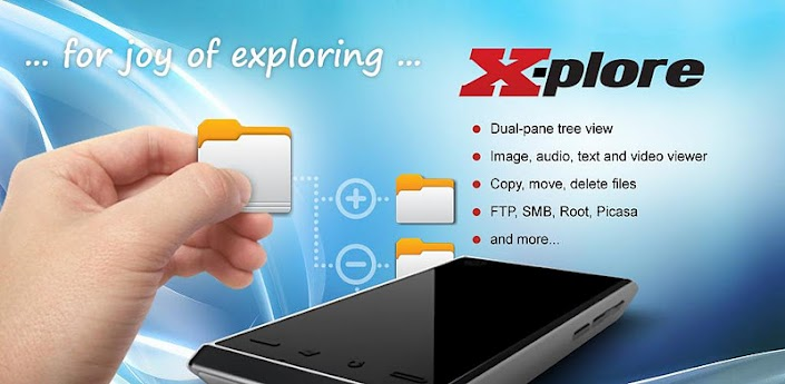 x-plore-memory-card-password