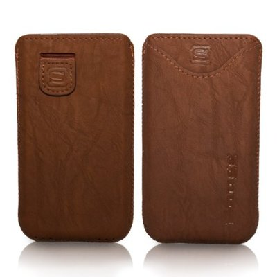Snugg Leather Pocket Cover Case