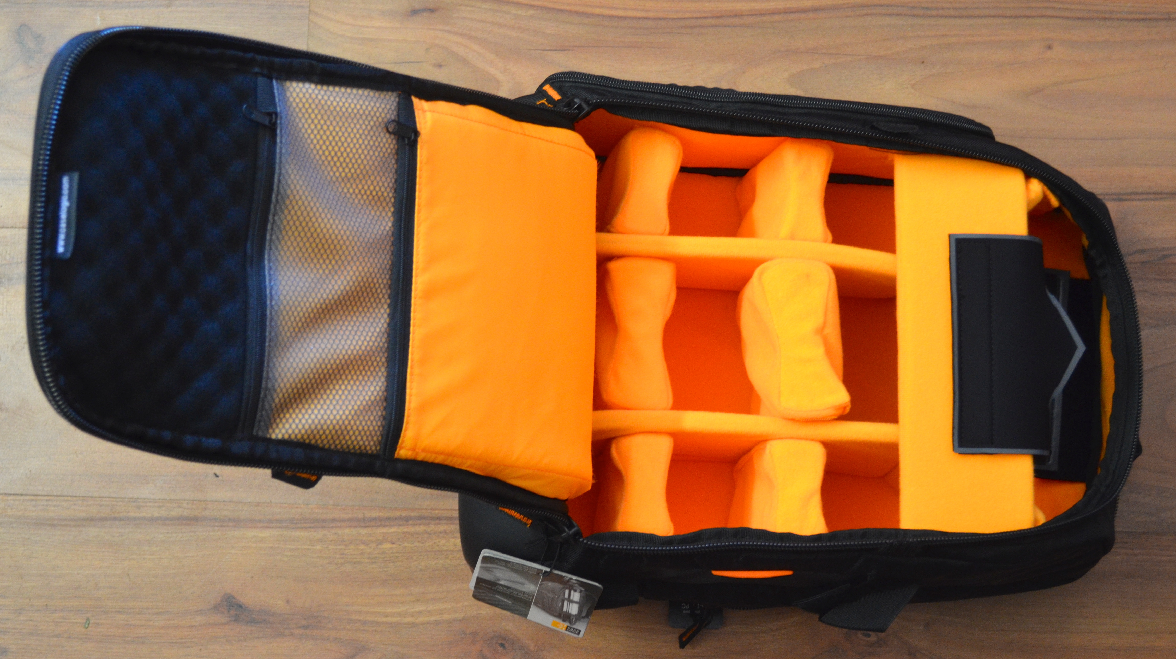Case Logic SLRC 206 CameraLaptop Bag Review