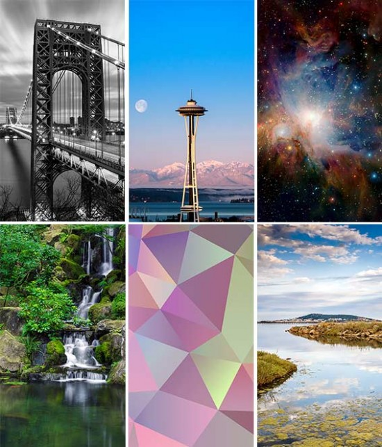 Retina iPhone 5 Wallpapers