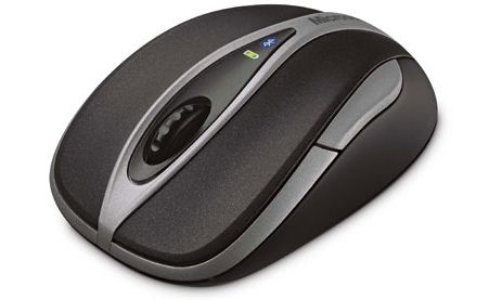 Microsoft Bluetooth Notebook Mouse