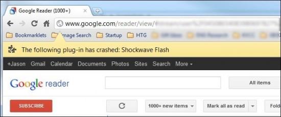 Shockwave Fash Crash
