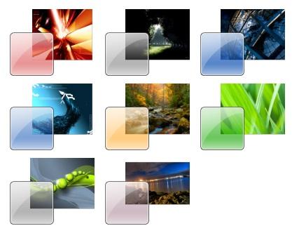 install windows 7 themes