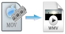Convert MOV to WMV