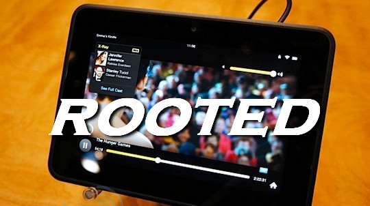 How to Root Kindle Fire HD on Mac