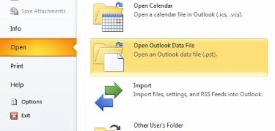 Outlook 2010 Archive Not Working? How to Fix it
