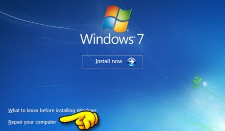 How to Fix Boot Problem in Windows 7?