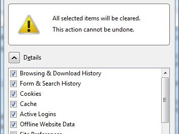 How to Delete Computer History from Google Chrome and Firefox