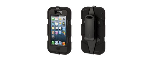 The Top Five Most Rugged Cases for your iPhone 5