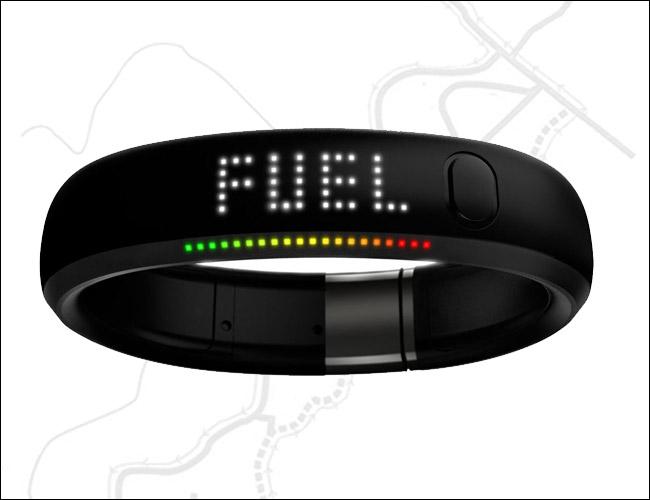 Nike Fuel Band Fitness Tracker