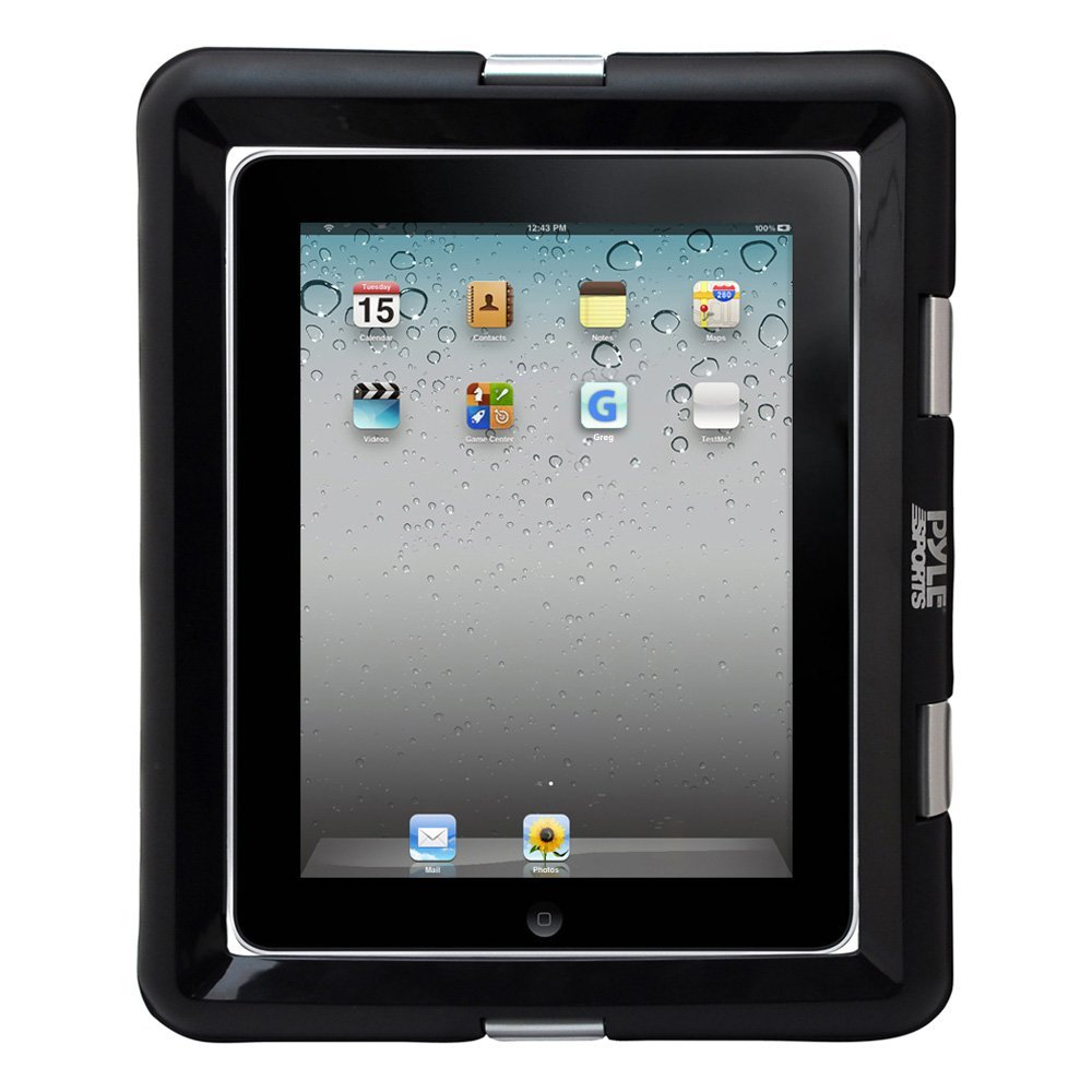 pyle waterproof ipad