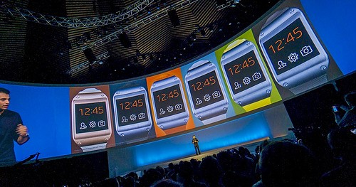 Samsung Galaxy Gear Smartwatch – Want One?