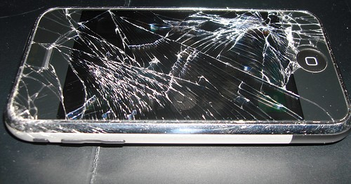 Cracked iPhone Screen? Here's What You Should Do