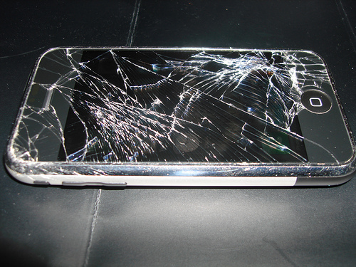 cracked iphone case repairs