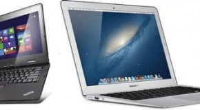 MacBook Air vs. Windows Ultrabooks