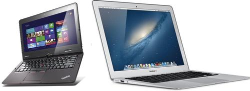 macbook air vs ultrabook