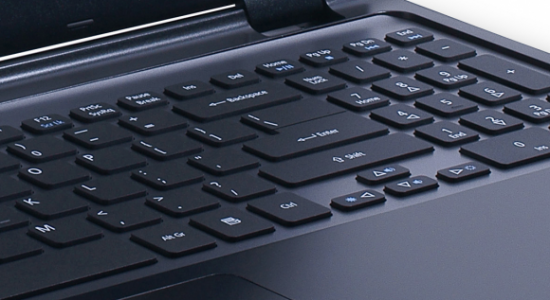 ultrabook keyboards