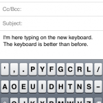 Typing With Big Hands: Dvorak Keyboard for iOS 5+