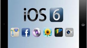 Can I upgrade iPad 1 To iOS 6? [iPad jailbreak]