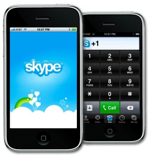 skype free messaging