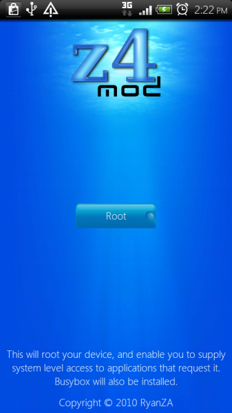 z4root android