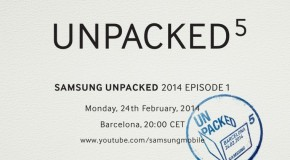 Samsung Galaxy S5 to Launch at Mobile World Congress, Set to Arrive in April