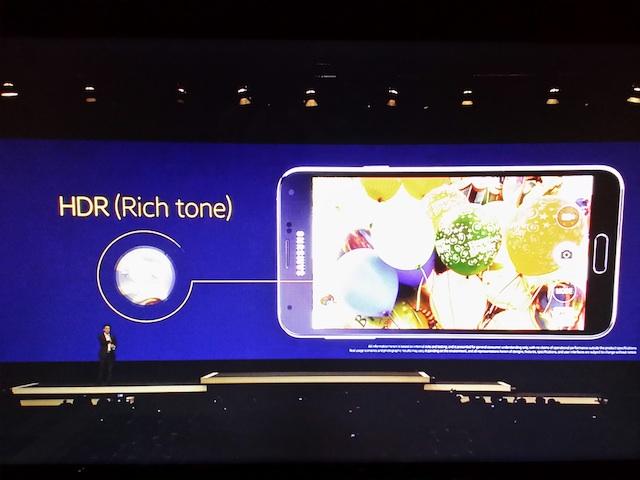 HDR Rich Tone galaxy s5