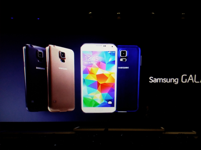 Introducing the Galaxy S5
