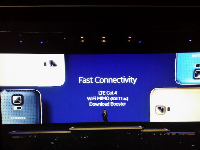 improved internet connectivity galaxy s5