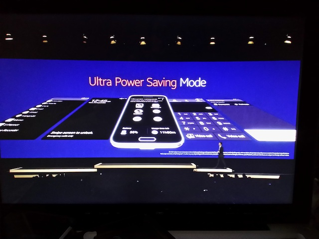 ultra power saving mode galaxy s5