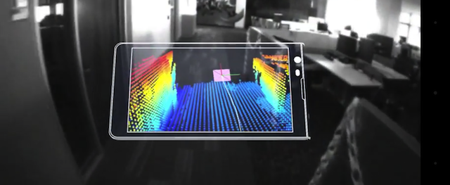 Project Tango Makes Smartphones An Extension of Reality
