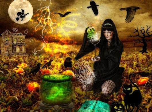 HQ Halloween Wallpapers
