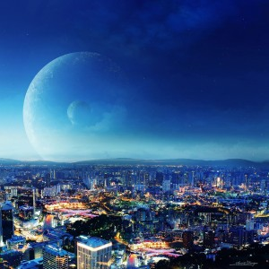 Cityscapes Planets
