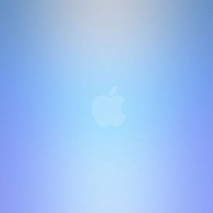 Apple Logo iPad 3