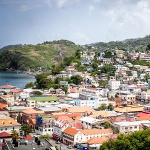 A Grenadian Village