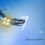 Windows 7 Dragons Rising by Ring of the Hell