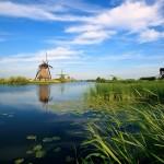 landscapes windmill 7 wallpaper for desktop